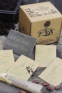 Vegetable Garden Gift