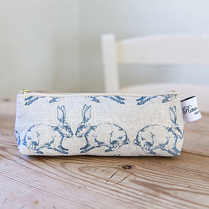 Bunnies Pencil Case - make-up bags