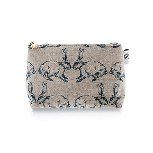 Bunnies Classic Cosmetic Bag - alternative easter gifts
