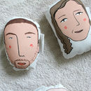 Personalised Face Cushion