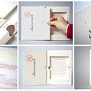 Bo ChocoCard Packaging