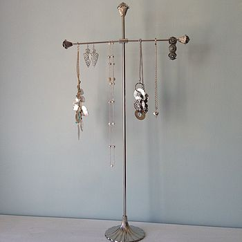Elegantly Tall Jewellery Stand