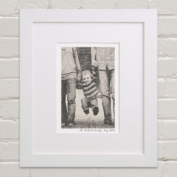 Bespoke Child's Portrait