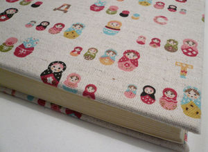 Russian Doll Photo Album - albums & guest books