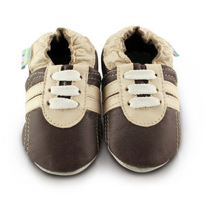 Trainer Soft Leather Baby Shoes - shoes & footwear