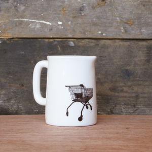 Shopping Trolley Jug - kitchen
