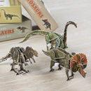 Make Your Own Wind Up Dinosaur