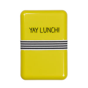 Yay Lunch Lunchbox - boxes
