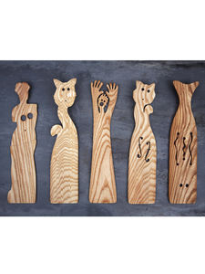 Wooden Spatulas - kitchen accessories
