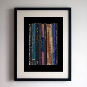 Lou Reed 'Transformer' Album Print