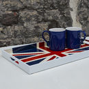 Union Flag Lacquer Serving Tray