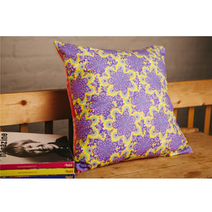 Handmade Anne Cushion - cushions