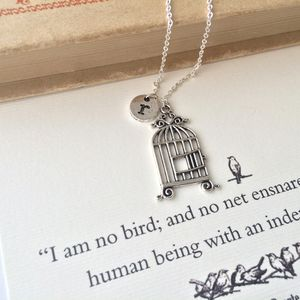 Jane Eyre Birdcage Necklace - our top 100 necklace picks