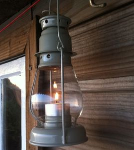 Stoney Road Hanging Lantern - lighting