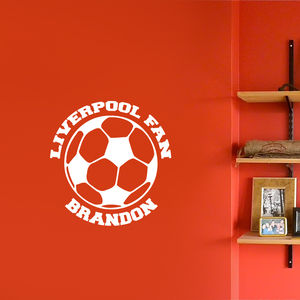 Football Wall Stickers - wall stickers