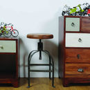 Large Mismatched Vintage Chest Of Drawers
