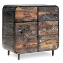 Boatwood Vintage Wood Chest