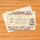 'Patchwork Boho' Wedding Invitation