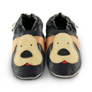 Puppy Soft Leather Baby Shoes - shoes & footwear
