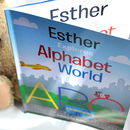Personalised Alphabet World Book