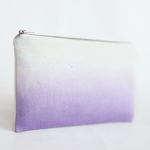 Ombre Clutch Purse - clutch bags