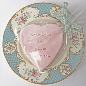 Make Your Own Edible Wedding Favours Kit - cookie cutters