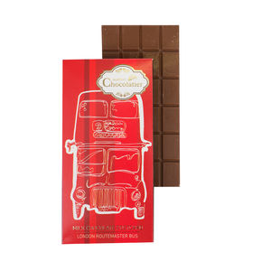 Milk Chocolate Bar London Bus