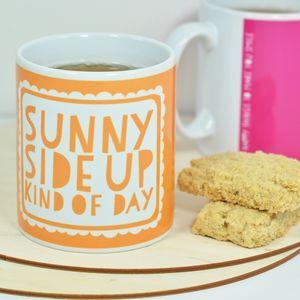 Sunny Side Up Mug - mugs