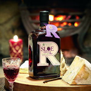 Sloe Port - gifts to drink