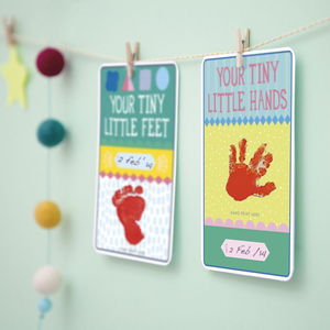 Milestone Pregnancy Card Set Of 30 - baby shower gifts & ideas