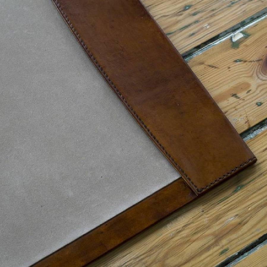 Leather Desk Blotter