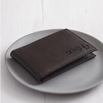 Men's Alexander Mini Leather Wallet