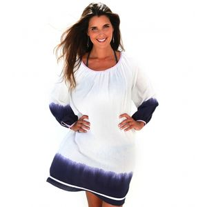 California Tunic - kaftans & cover-ups