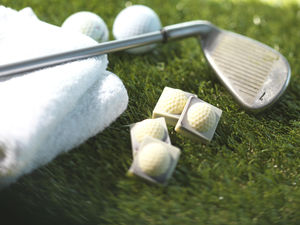 Choc Golf Balls - sweet treats