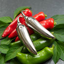 Chilli Pepper Cruet Set Salt And Pepper Shakers