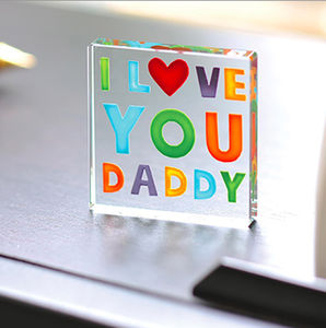 'I Love You Daddy' Token