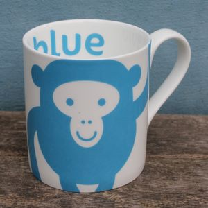 Colourful Animal Mug