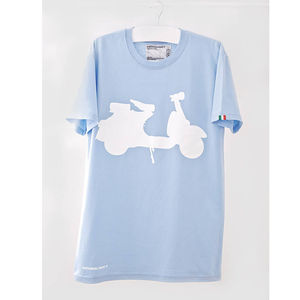 Italy Scooter T Shirt - women's fashion