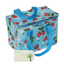 Strawberry Recycled Lunch Box Bag