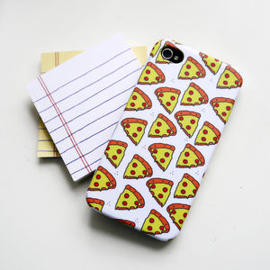 Pizza Phone Case For iPhone