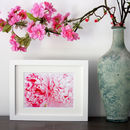 Pink Peonies Print Or Canvas