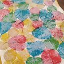 Handmade Leaf Lokta Paper - Blue/Red/Green/Yellow