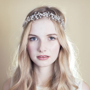 Handmade Cleo Wedding Hair Vine - bridal accessories