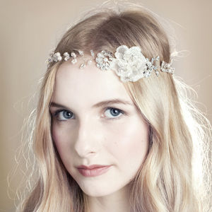 Handmade Dawn Wedding Hair Vine - women's accessories