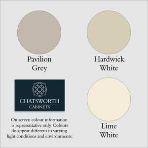 Chatsworth Cabinets Colour Samples - bedroom