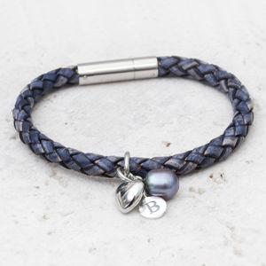 Émilie Personalised Heart Bracelet