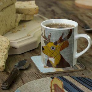 Beastie Stag Mug