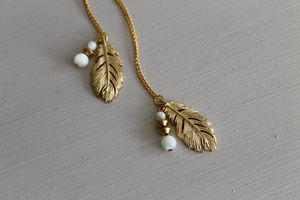 Heads Up Necklace - women's jewellery