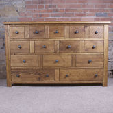 Solid Wood Chest Of Drawers - home