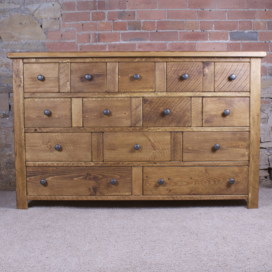 wooden tea chests - solid wood chest of drawers  bedroom